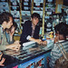 mystery jets signing things