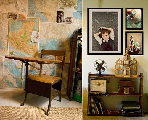 indiana jones inspired bedroom a photo on flickriver. Black Bedroom Furniture Sets. Home Design Ideas