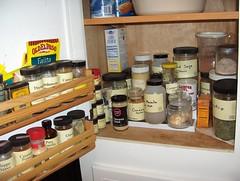 wood, room, pantry,