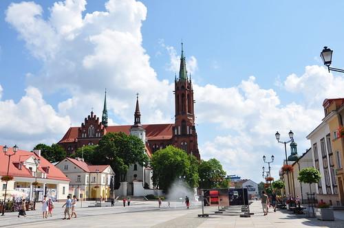 Square church