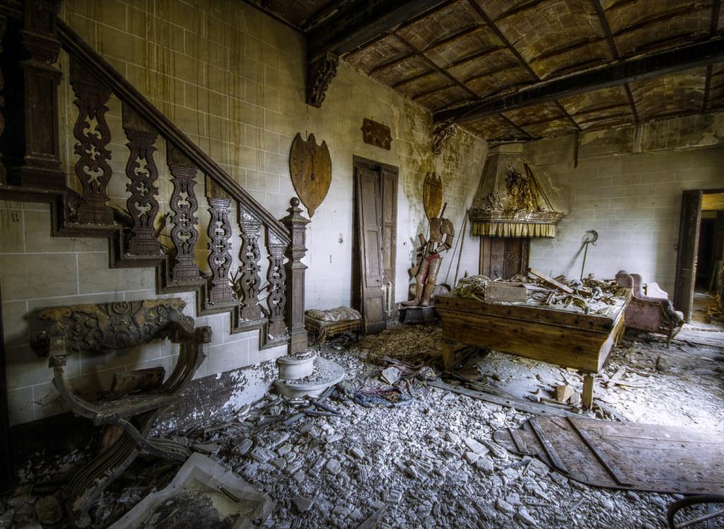 La sala de los antepasados ❖⠀