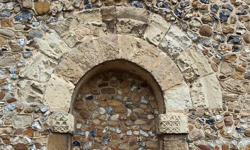 Old north door