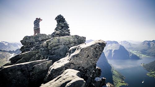 On top of Slogen