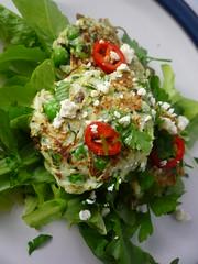 spinach salad, salad, vegetable, food, dish, cuisine, caesar salad,