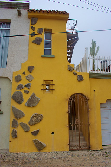 follow the yellow stucco house flickr photo sharing