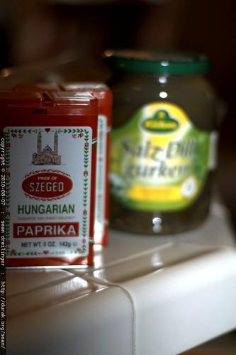 paprika & pickles