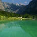 Most beautiful smaragd coloured Königssee