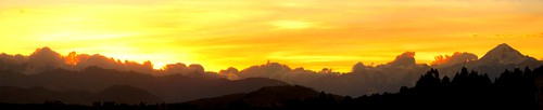 sunset peru cuzco cusco andes jaime elsie ocaso clowds chinchero