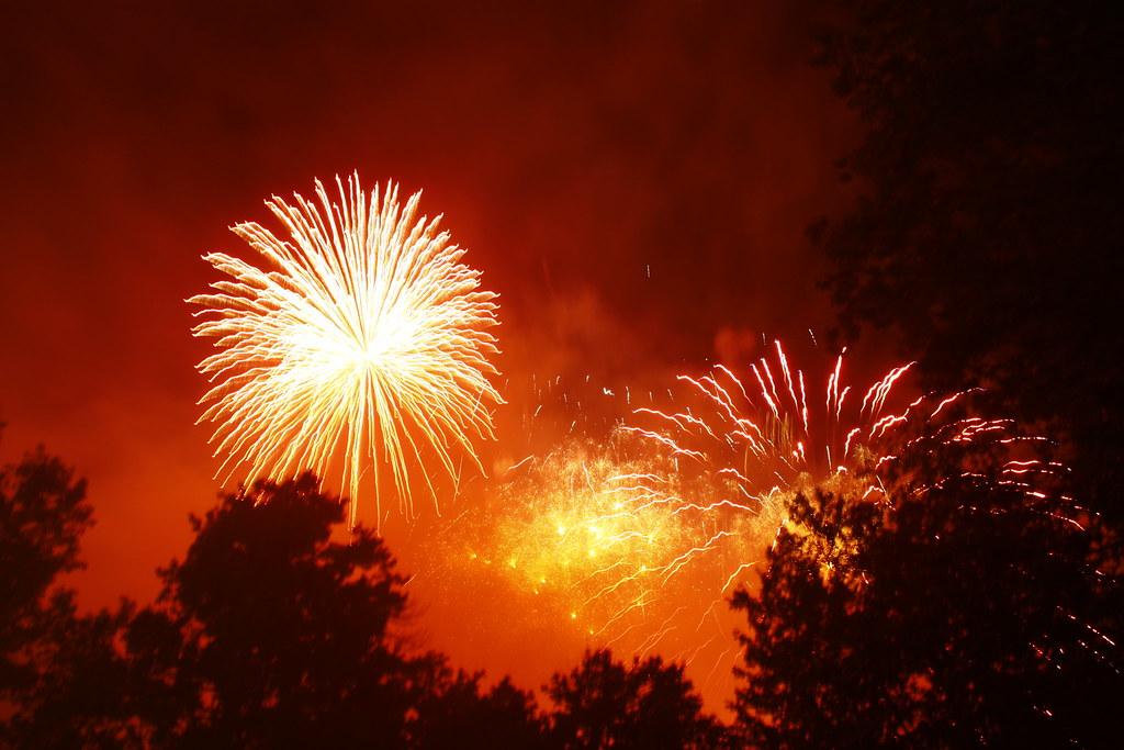 Vermont Fireworks