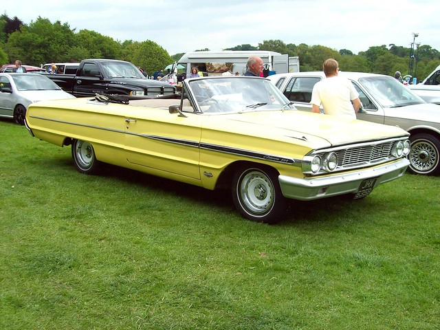 64 ford galaxie 500 sunliner convertible 1964 flickr. Black Bedroom Furniture Sets. Home Design Ideas