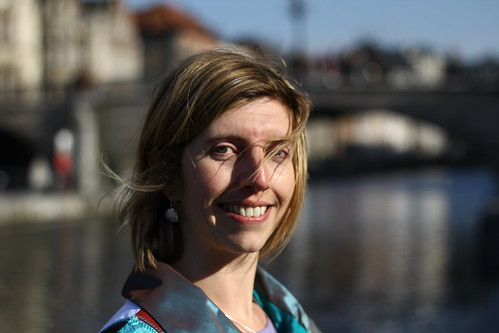 Ghent-Authentic guides: Vicky Daenen