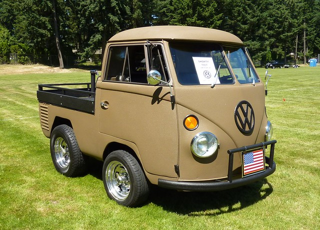 Shortened VW bus, 2 - a gallery on Flickr