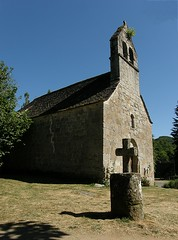 chapelle romane Saint Jacques