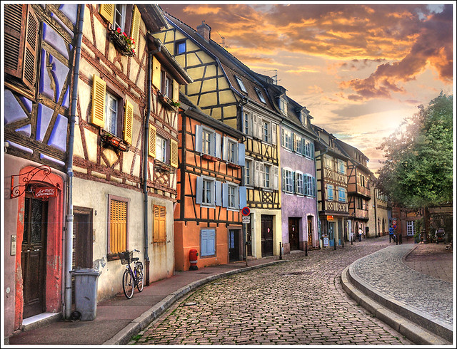 Colors from Colmar