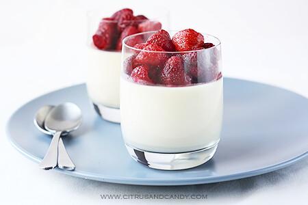 Vanilla Panna Cotta | www.citrusandcandy.com/2010/08/perfect ...