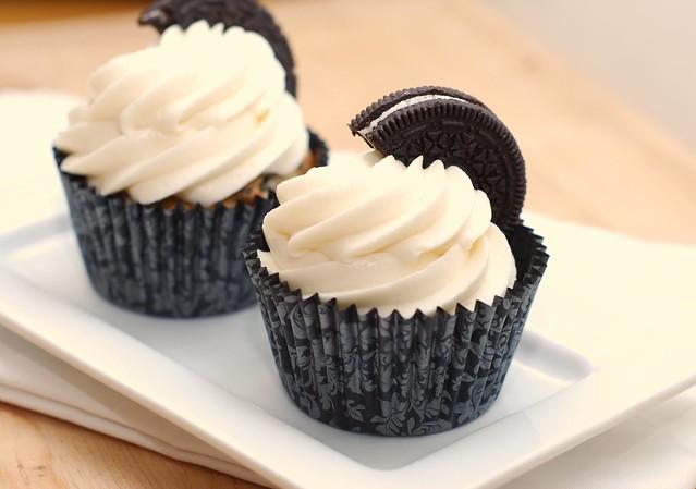 Cookies Amp Cream Cupcakes