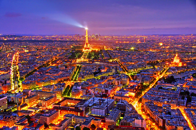 Paris… tu me manques… <3