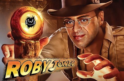 Roby Jones strikes again
