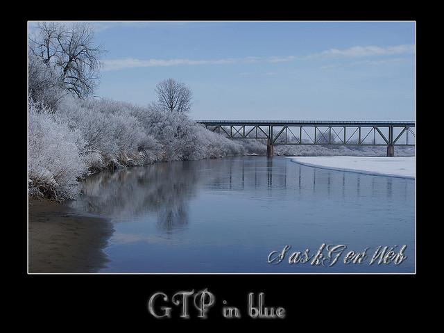 GTP in blue