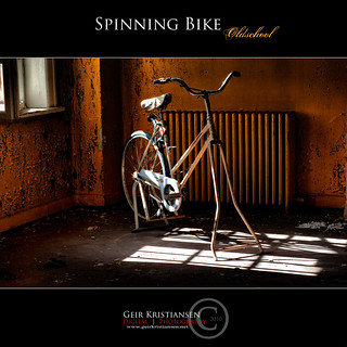 Spinning Bike Oldschool