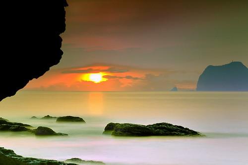 sunrise taiwan 拳頭石 nd8 70200vr artofimages bestcapturesaoi magicunicornverybest magicunicornmasterpiece elitegalleryaoi aboveandbeyondlevel1