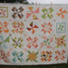 Pinwheel Quilt Along Quilt Top Finished