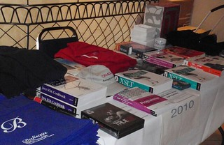Materials for the Silent Auction