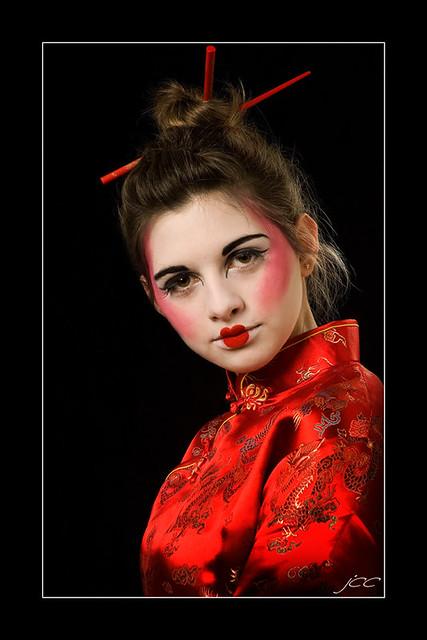 the american geisha