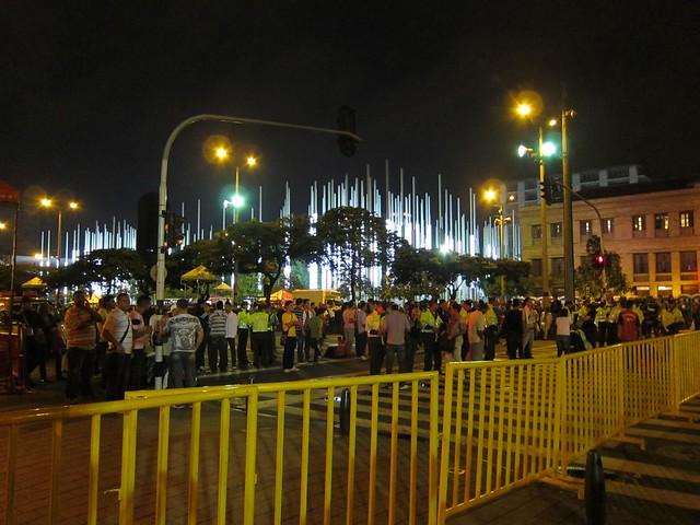 Plaza de las Luces