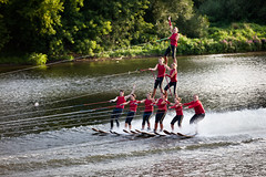 U.S. Water Ski Show Team - Scotia, NY - 10, Aug - 19 by sebastien.barre