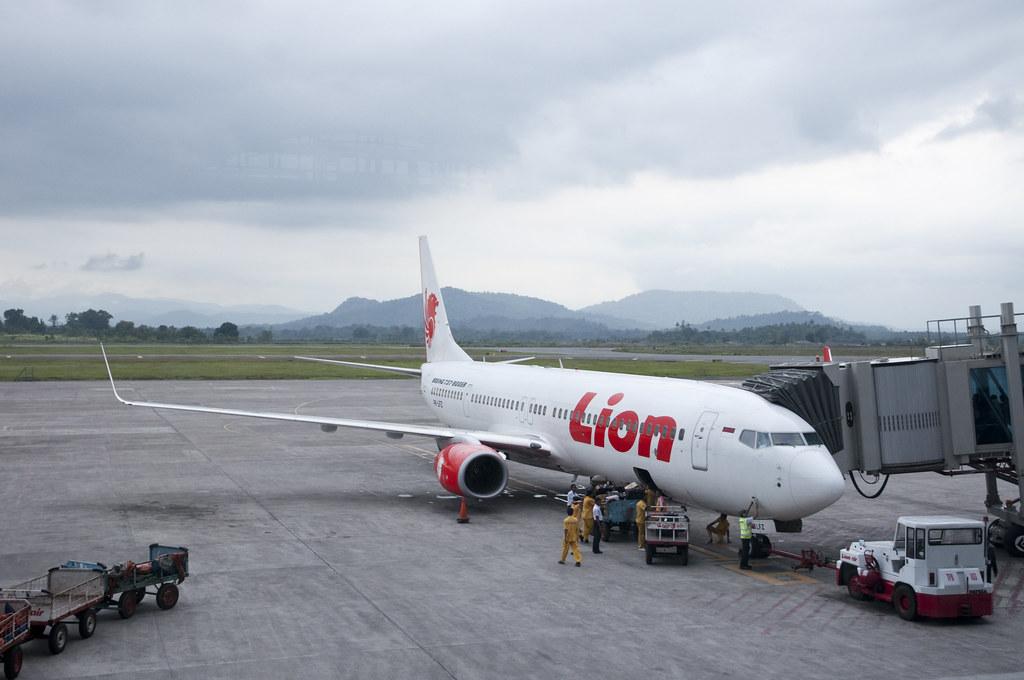 Lion Air 737-900ER to Jakarta