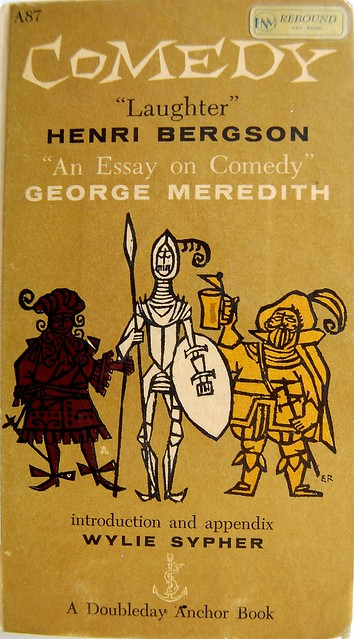 bergson by by comedy comedy essay george henri laughter meredith