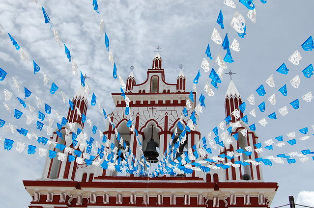Iglesia en San Cristóbal de las Casas