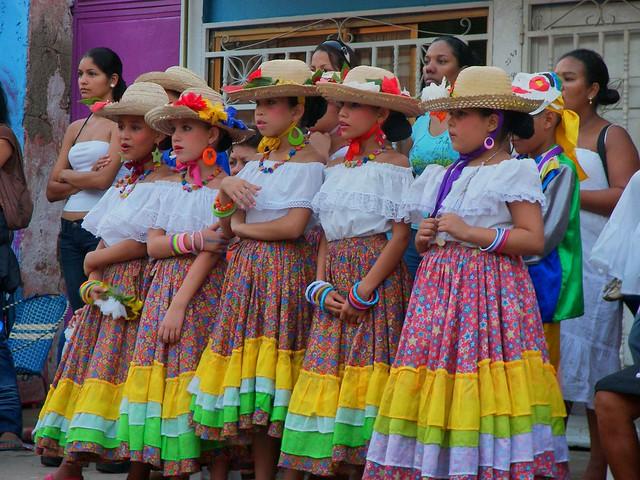 Venezuela Traditional Clothing