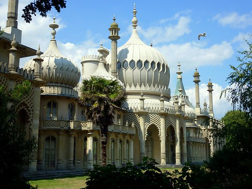 The Royal Pavilion, Brighton, England
