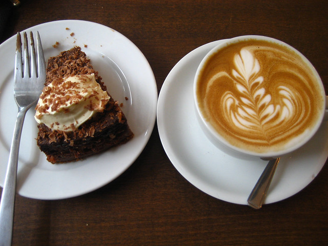 Cake and coffee   Explore adactio's photos on Flickr. adacti ...