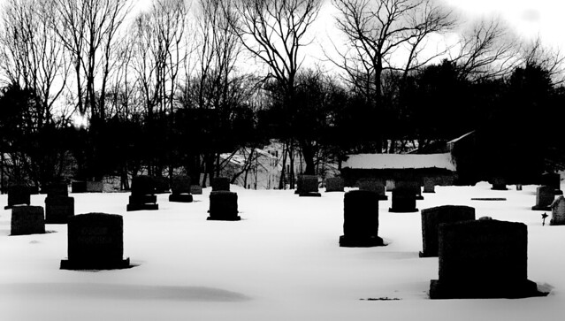 Stoneham Cemetery (2006)