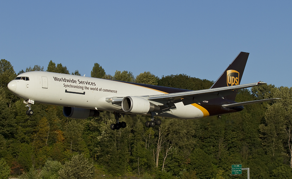 N330UP - B763 - UPS Airlines