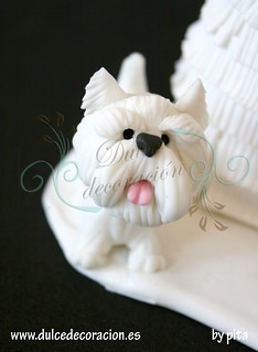west highland terrier personalizado