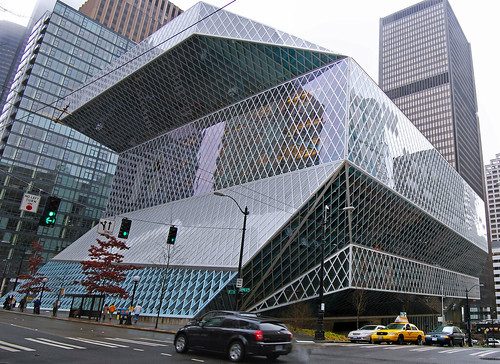 Seattle Public Library | by janmikeuy