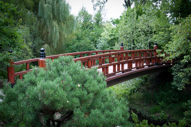 Anderson Japanese Gardens Rockford Tripomatic