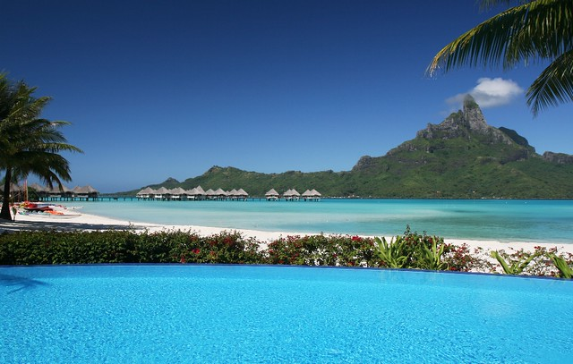 Le Meridien Bora Polinesia www.ideeperviaggiare.it