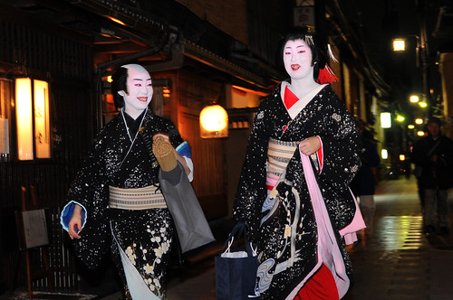 Setsubun-Obake (geisha vampires) (Explored,later)