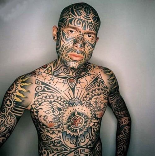 Body Tattoo  Flickr Photo Sharing