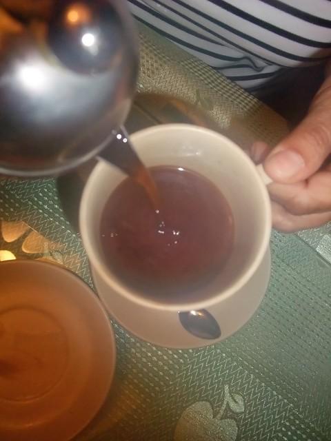 café italien à Shigatse
