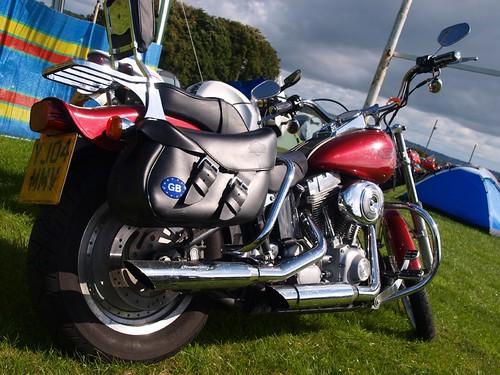 Harley Davidson Motorcycles - 2004