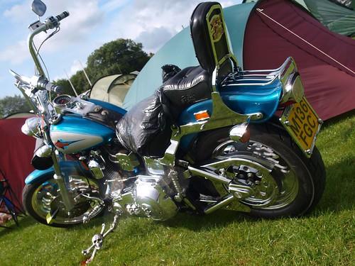 Harley Davidson Motor Bikes