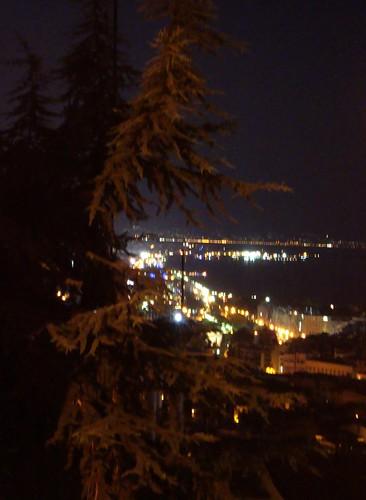thessaloniki nightview walls anopoli thessalonikibynight θεσσαλονίκη κάστρα άνωπόλη