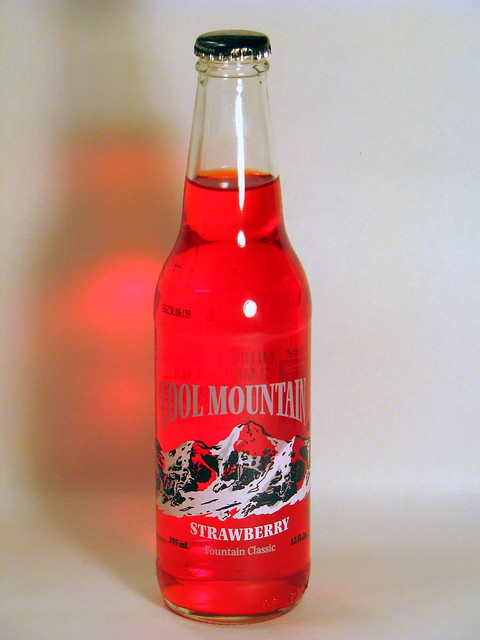 Cool Mountain Strwaberry Soda