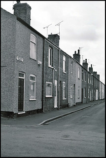 Britannia Terrace - uPVC & Stone Cladding